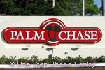 Palm Chase community sign